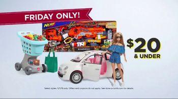 Kohl's Black Friday Unlocked TV Spot, 'Jammies, Toys and Kitchen Electrics' - Thumbnail 4