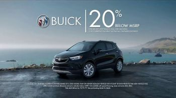 Buick TV Spot, 'S(You)V: Selfie' Song by Matt and Kim [T2] - Thumbnail 6
