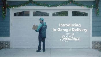 Key by Amazon TV Spot, 'In-Garage Delivery'