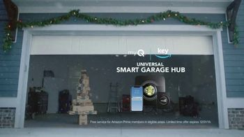 Key by Amazon TV Spot, 'In-Garage Delivery' - Thumbnail 7
