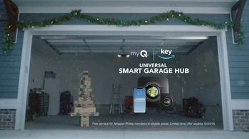 Key by Amazon TV Spot, 'In-Garage Delivery' - Thumbnail 8