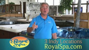 Royal Spa Factory Clearance Sale TV Spot, 'Customize' - Thumbnail 9