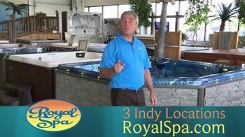 Royal Spa Factory Clearance Sale TV Spot, 'Customize' - Thumbnail 2