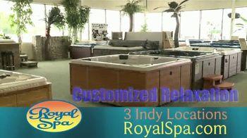 Royal Spa Factory Clearance Sale TV Spot, 'Customize' - Thumbnail 3