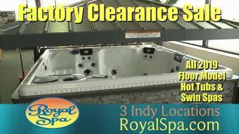 Royal Spa Factory Clearance Sale TV Spot, 'Customize' - Thumbnail 4