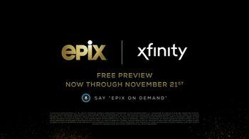 EPIX TV Spot, 'November Free Preview' - Thumbnail 9