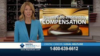 Napoli Shkolnik PLLC TV Spot, 'Zantac: Cancer Causing Chemical' - Thumbnail 1