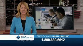 Napoli Shkolnik PLLC TV Spot, 'Zantac: Cancer Causing Chemical' - Thumbnail 2