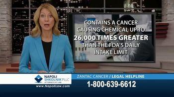 Napoli Shkolnik PLLC TV Spot, 'Zantac: Cancer Causing Chemical' - Thumbnail 3