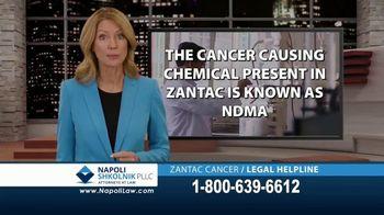 Napoli Shkolnik PLLC TV Spot, 'Zantac: Cancer Causing Chemical' - Thumbnail 4