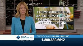 Napoli Shkolnik PLLC TV Spot, 'Zantac: Cancer Causing Chemical' - Thumbnail 5