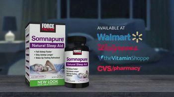 Force Factor Somnapure Natural Sleep Aid TV Spot, 'Some Work Like This' - Thumbnail 4