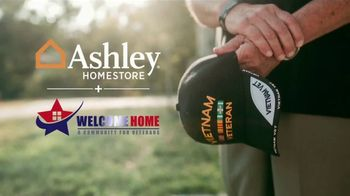 Ashley HomeStore Veterans Day Sale TV Spot, 'Honoring Our Veterans' Song by Midnight Riot - Thumbnail 5