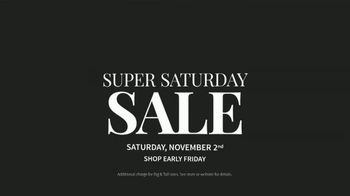 JoS. A. Bank Super Saturday Sale TV Spot, 'All Suits on Sale' - Thumbnail 6