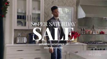 JoS. A. Bank Super Saturday Sale TV Spot, 'All Suits on Sale' - Thumbnail 1