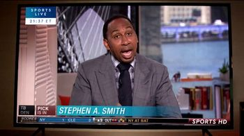 Cox Panoramic Wi-Fi TV Spot, 'New Advanced Technology' Featuring Stephen A. Smith - Thumbnail 8