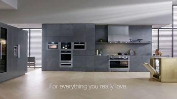 Miele TV Spot, 'Kitchen Experience' - Thumbnail 9