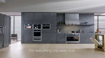 Miele TV Spot, 'Kitchen Experience' - Thumbnail 8