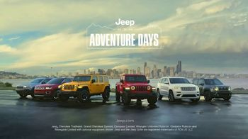 Jeep Adventure Days TV Spot, 'Hurry In' [T2] - Thumbnail 8
