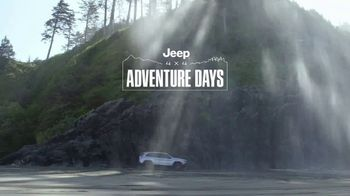 Jeep Adventure Days TV Spot, 'Hurry In' [T2] - Thumbnail 4