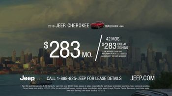 Jeep Adventure Days TV Spot, 'Hurry In' [T2] - Thumbnail 6