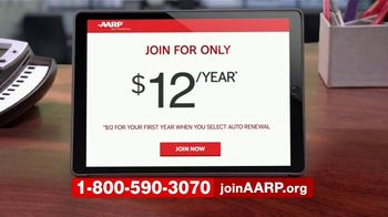 AARP Services, Inc. TV Spot, 'Joining' - Thumbnail 2