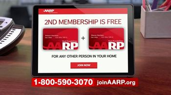AARP Services, Inc. TV Spot, 'Joining' - Thumbnail 3