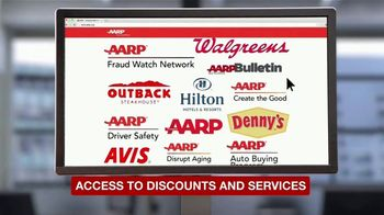 AARP Services, Inc. TV Spot, 'Joining' - Thumbnail 4