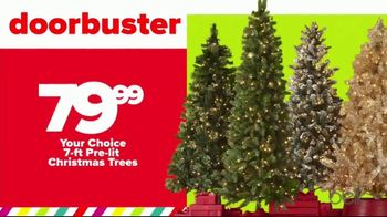 Belk Biggest One Day Sale TV Spot, 'Black Friday Leaks: Christmas Trees, Sleepwear and Bedding' - Thumbnail 4
