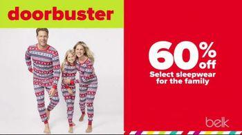 Belk Biggest One Day Sale TV Spot, 'Black Friday Leaks: Christmas Trees, Sleepwear and Bedding' - Thumbnail 5