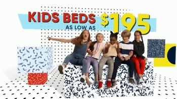 Rooms to Go Kids Holiday Sale TV Spot, 'Style and Function'