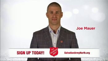 The Salvation Army TV Spot, 'Be a Bell Ringer' Featuring Joe Mauer