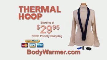 Bodywarmer Thermal Hoop TV Spot, 'Hat and a Heavy Coat' - Thumbnail 8