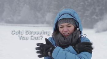 Bodywarmer Thermal Hoop TV Spot, 'Hat and a Heavy Coat' - Thumbnail 1