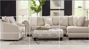 Rooms to Go Holiday Sale TV Spot, 'Perfect Look: Furniture Sets' - Thumbnail 3