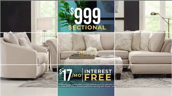 Rooms to Go Holiday Sale TV Spot, 'Perfect Look: Furniture Sets' - Thumbnail 4