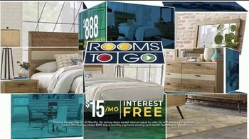Rooms to Go Holiday Sale TV Spot, 'Perfect Look: Furniture Sets' - Thumbnail 7