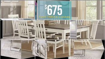 Rooms to Go Holiday Sale TV Spot, 'Perfect Look: Furniture Sets' - Thumbnail 8