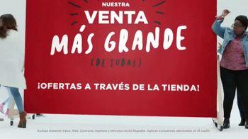 JCPenney Venta Más Grande de Todas TV Spot, 'Abrigos, camisas y freidora' [Spanish] - Thumbnail 2