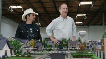 Nationwide Insurance TV Spot, 'Jingle Sessions: Peytonville' Featuring Peyton Manning, Brad Paisley - Thumbnail 10