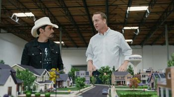 Nationwide Insurance TV Spot, 'Jingle Sessions: Peytonville' Featuring Peyton Manning, Brad Paisley