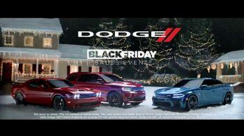 Dodge Black Friday Sales Event TV Spot, 'Santa's Bag' Featuring Bill Goldberg [T1] - Thumbnail 9