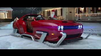 Dodge Black Friday Sales Event TV Spot, 'Santa's Bag' Featuring Bill Goldberg [T1]