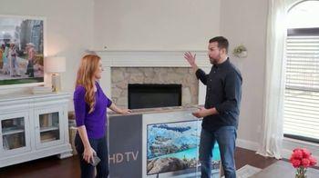 Takl TV Spot, 'Wall Mounted TV'