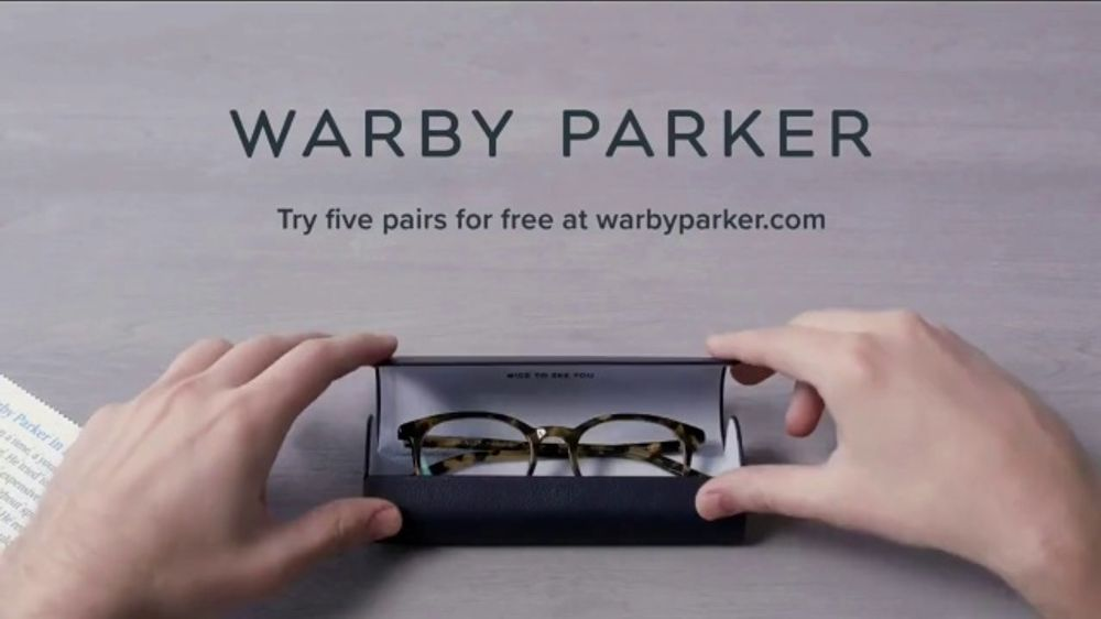 Warby Parker TV Commercial, 'Lenses'