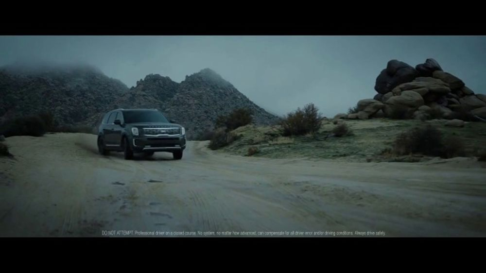 2020 Kia Telluride TV Commercial, 'Story: Charge Your Adventure' [T1]