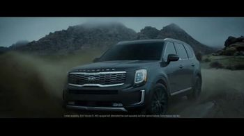 2020 Kia Telluride TV Spot, 'Story: Charge Your Adventure' [T1] - Thumbnail 5