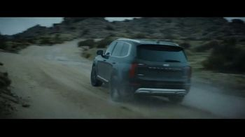 2020 Kia Telluride TV Spot, 'Story: Charge Your Adventure' [T1] - Thumbnail 8
