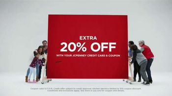 JCPenney Biggest Sale of All TV Spot, 'Come In, Save Big' - Thumbnail 7