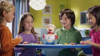 Pop! The Pig and Dragon Snacks TV Spot, 'Feed Him a Burger' - Thumbnail 1